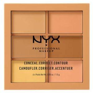 2/$25 NYX Medium Conceal Correct Contour Palette